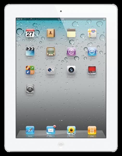 iPad 4 wifi/bluetooth antenn